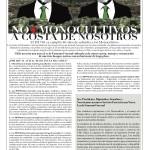 Inserto diario Contra la Prórroga DL701 No más Monocultivos